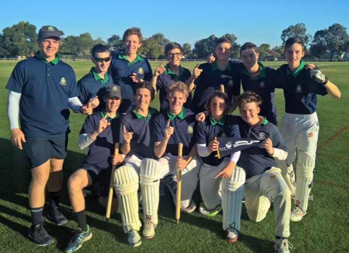 2nd XI T20 Premiers 2018 SPC Green